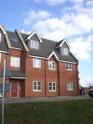 Thumbnail 2 bed flat to rent in Wooton Court, New Bradwell, Milton Keynes