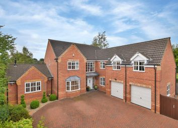 Thumbnail 5 bed detached house for sale in Helmsley Road, Rainworth, Mansfield
