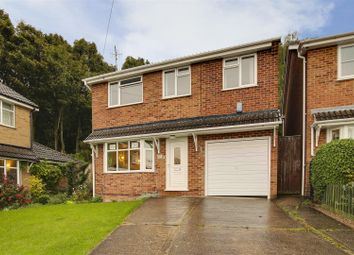 Thumbnail 4 bed detached house for sale in Cairngorm Drive, Arnold, Nottinghamshire