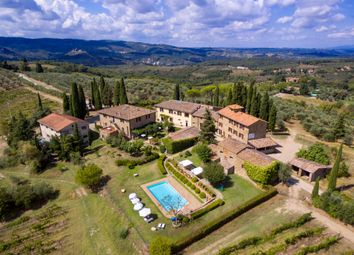Thumbnail Farmhouse for sale in Borgo Chianti Excellence, Greve In Chianti, Florence, Tuscany, Italy