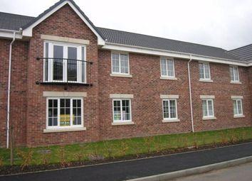 Thumbnail 2 bed flat to rent in Reid House, Moat Way, Brayton