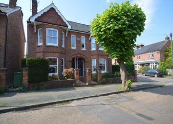 Thumbnail 3 bed semi-detached house for sale in Erskine Park Road, Rusthall, Tunbridge Wells