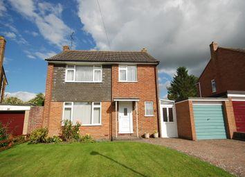 Thumbnail 3 bed detached house for sale in Avonvale Road, Trowbridge, Wiltshire