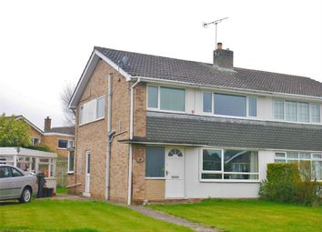 Thumbnail 3 bed semi-detached house for sale in Old Orchard, Haxby, York
