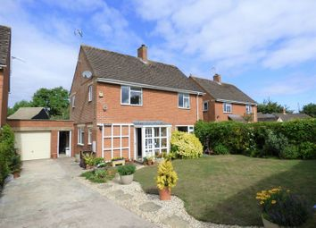 Thumbnail 4 bed detached house for sale in Haresfield, Stonehouse
