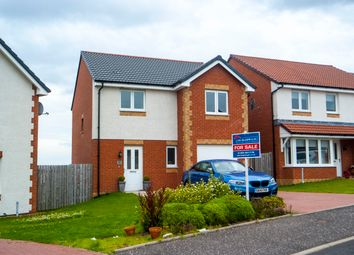 Thumbnail 3 bed detached house for sale in Mcgarvie Drive, Redding, Falkirk, Stirlingshire
