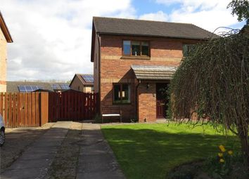 Thumbnail 2 bed semi-detached house for sale in Maple Grove, Stanwix, Carlisle