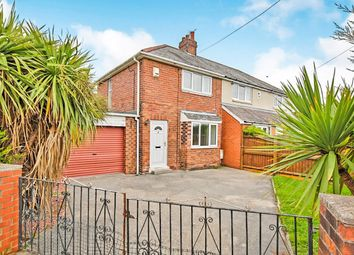 Thumbnail 2 bed semi-detached house for sale in Glenavon Avenue, Chester Le Street