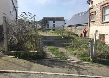 Thumbnail Land for sale in Site Of Former Ebberley House, Avenue Road, Ilfracombe, Devon
