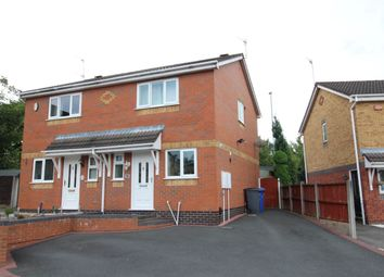 Thumbnail 3 bedroom semi-detached house for sale in Bronte Grove, Milton, Stoke-On-Trent