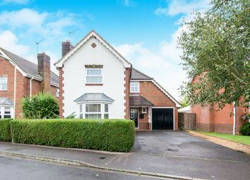 Thumbnail 4 bed detached house for sale in Tench Way, Romsey