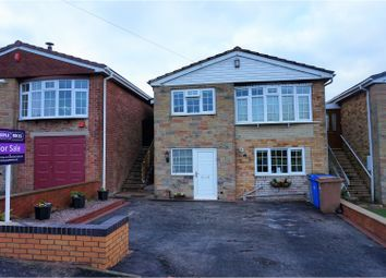 Thumbnail 3 bed detached house for sale in Clermont Avenue, Stoke-On-Trent
