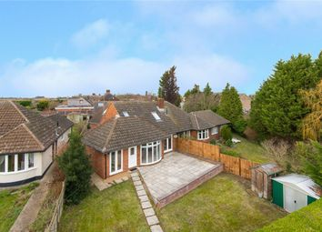 Thumbnail 4 bed semi-detached bungalow for sale in Station Road, Lower Stondon, Henlow, Bedfordshire