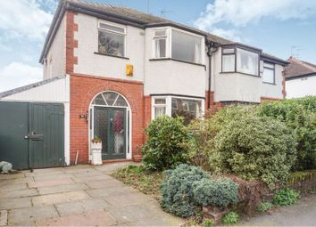 Thumbnail 3 bedroom semi-detached house for sale in Springdale Gardens, Manchester