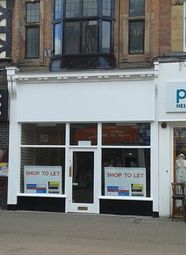 Thumbnail Retail premises to let in 20 Station Street, Burton Upon Trent, Staffordshire