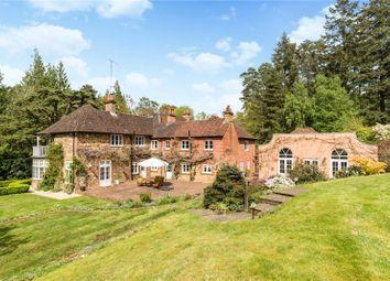 Thumbnail 5 bed detached house for sale in Jumps Road, Churt, Farnham, Surrey