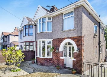 Thumbnail 3 bed semi-detached house for sale in Ingleborough Road, Lancaster