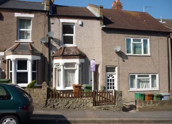 Thumbnail 2 bed terraced house to rent in Kentish Road, Belvedere