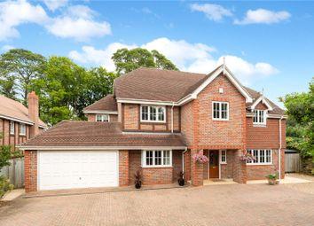 Thumbnail 6 bedroom detached house for sale in New Road, Little Kingshill, Great Missenden, Buckinghamshire