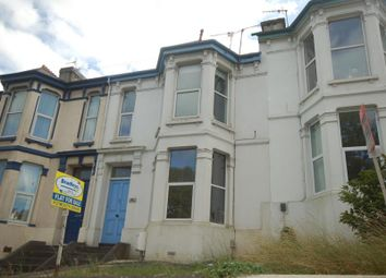 Thumbnail 1 bed flat to rent in Alexandra Road, Mutley, Plymouth, Devon