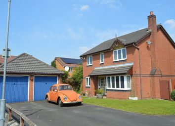Thumbnail 4 bed detached house for sale in Rotherhead Close, Horwich, Bolton