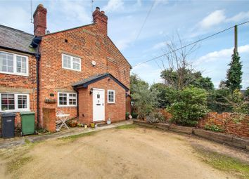 Thumbnail 2 bed terraced house for sale in Crowell Road, Kingston Blount, Chinnor, Oxfordshire