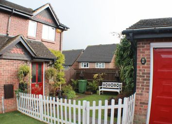Thumbnail 2 bed semi-detached house for sale in Upper Barn Copse, Fair Oak, Eastleigh
