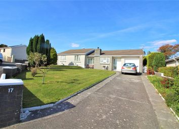 Thumbnail 4 bedroom detached bungalow to rent in Hazel Grove, Llanstadwell, Milford Haven, Pembrokeshire.