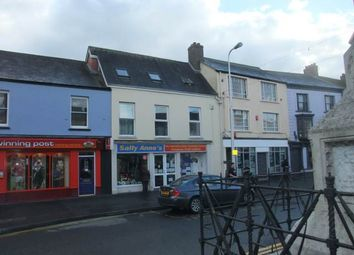 Thumbnail 2 bed flat to rent in 109 Lammas Street, Carmarthen, Carmarthenshire