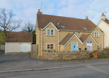 Thumbnail 4 bed semi-detached house for sale in Mendip Road, Stoke St. Michael, Radstock