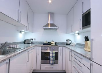 Thumbnail 2 bedroom flat for sale in Westgate Apartments, 14 Western Gateway, London E16, UK