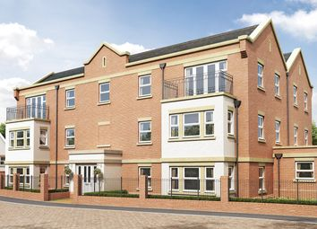 """Thumbnail 2 bed flat for sale in """"Lichfield House - First Floor 2 Bed"""" at Eagle Avenue, Cowplain, Waterlooville"""