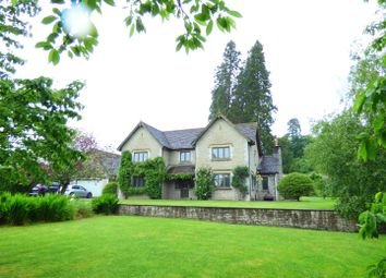 Thumbnail 5 bedroom detached house for sale in Itton, Chepstow