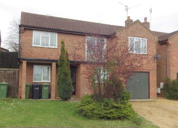 Thumbnail 4 bed detached house to rent in Tudor Way, Dersingham, King's Lynn