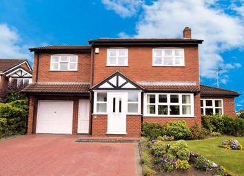 Thumbnail 4 bed detached house for sale in Knowlands Road, Shirley, Solihull