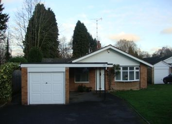 Thumbnail 2 bed bungalow to rent in Walcot Green, Dorridge, Solihull