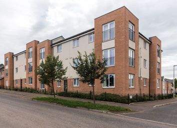 Thumbnail 1 bed flat for sale in Milligan Drive, Edinburgh