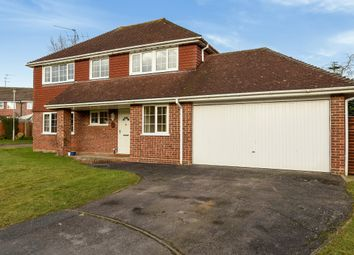 Thumbnail 4 bedroom detached house to rent in Emery Down Close, Bracknell