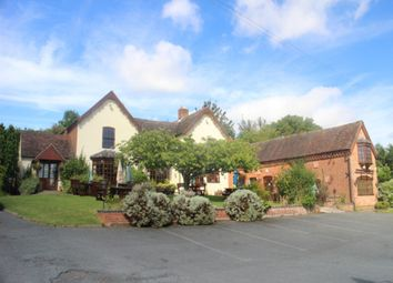 Thumbnail Barn conversion for sale in Berrow Green, Martley, Worcester