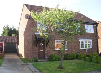 Thumbnail 3 bed semi-detached house to rent in Heathfield, Crawley