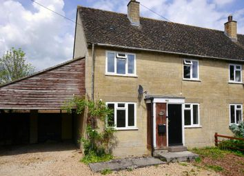 Thumbnail 3 bed semi-detached house to rent in Whiteway, Cirencester