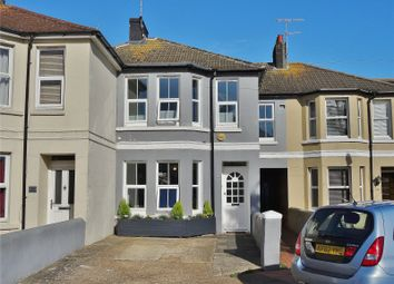 Thumbnail 4 bed terraced house for sale in Kingsland Road, Worthing, West Sussex