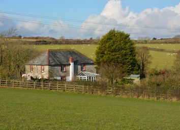 Thumbnail 5 bed detached house for sale in Waylands East, Looe, Cornwall