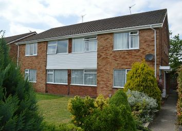 Thumbnail 2 bed maisonette to rent in Larkspur Way, West Ewell, Surrey.