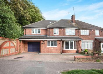 Thumbnail 5 bedroom semi-detached house for sale in Rossfold Road, Luton