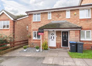 2 bed end terrace house for sale in Crown Rise, Chertsey KT16