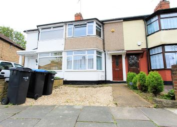 2 bed terraced house for sale in Oaklands Avenue, London N9