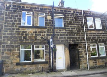 Thumbnail 2 bed terraced house to rent in Football, Yeadon, Leeds