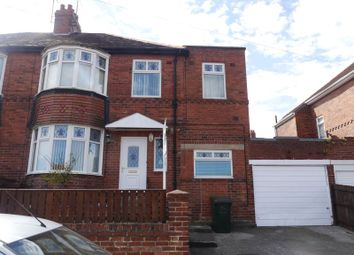 Thumbnail 4 bedroom semi-detached house for sale in Benwell Hill Road, Fenham, Newcastle Upon Tyne