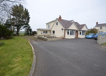 Thumbnail 4 bed detached bungalow for sale in Cardigan